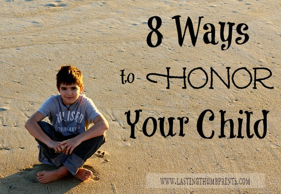 honor your child