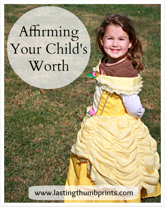 affirm your child