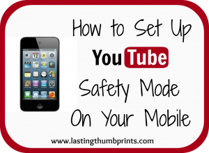 How to Set Up YouTube Safety Mode on Your Mobile