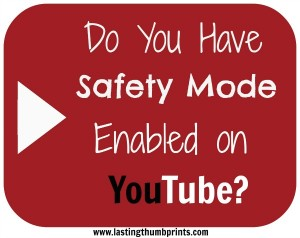 Did You Know YouTube Has a Safety Mode?