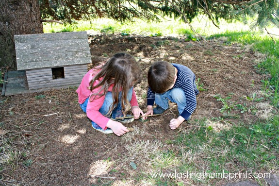 natural outdoor play spaces
