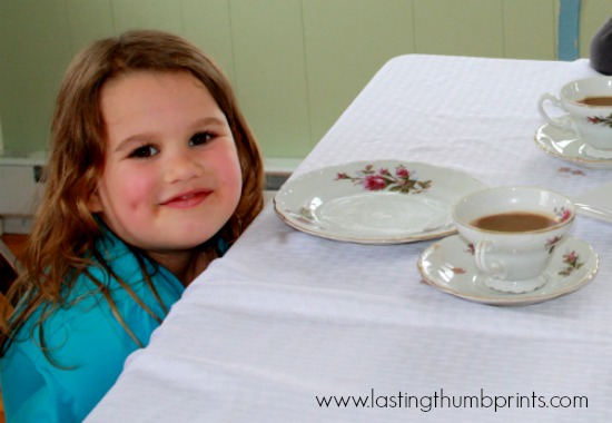 English tea with kids - Chronicles of Narnia activity for The Lion, the Witch , & the Wardrobe