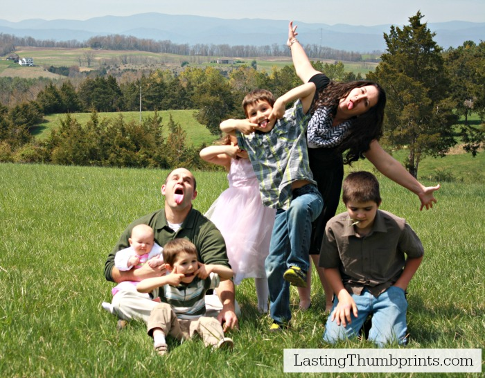 Spring Family Fun Ideas