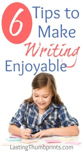 6 Tips to Make Writing Enjoyable for Young Students