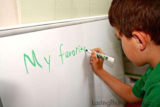 6 ways to make writing more fun for kids