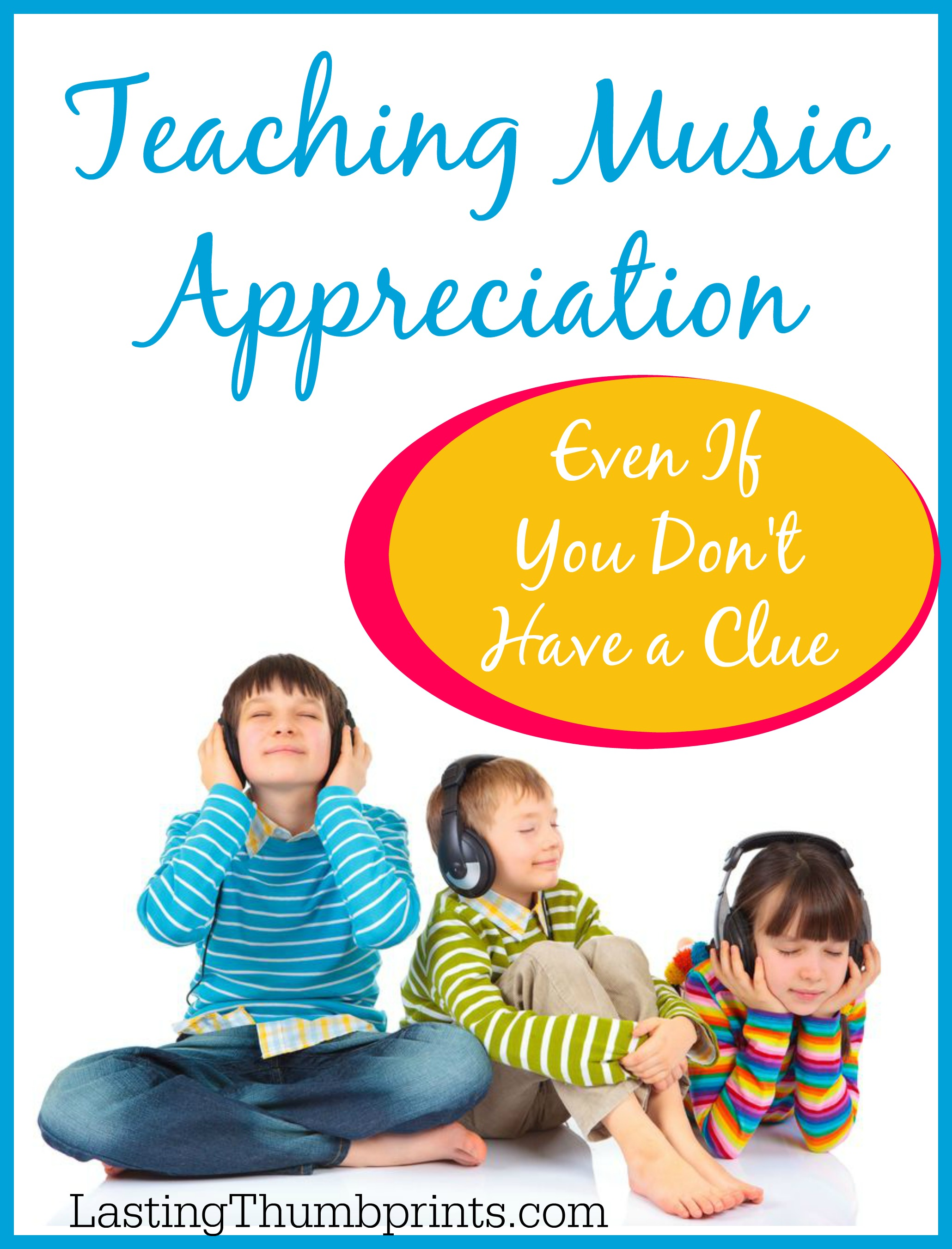 Homeschool Music Appreciation