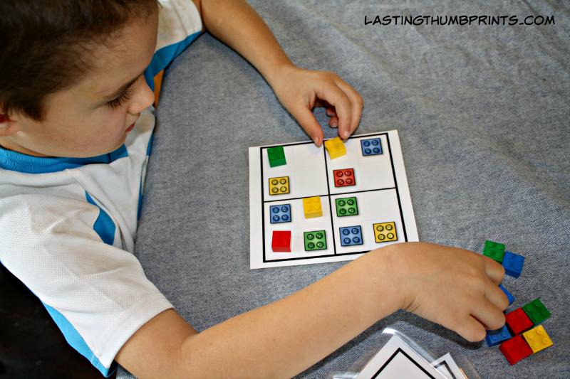 Beginner Brick Sudoku