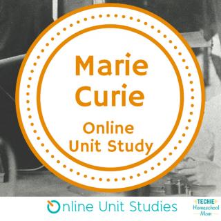 Free Marie Curie Online Unit Study