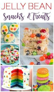 20 Yummy Jelly Bean Treats