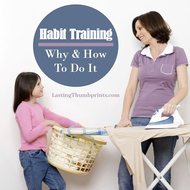 How to Help our Child Develop Good Habits