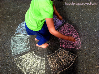 sidewalk chalk simon