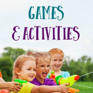 20+ Entertaining Water Games & Activities For Hot Days