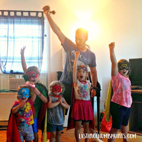 Family Fun - Superhero Musical